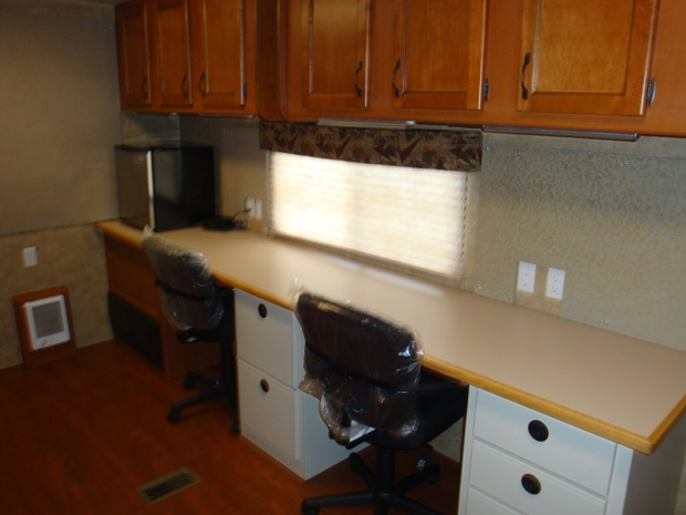 Office Trailer Lightnin Production Rentals Atlanta